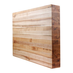 Kobi - Kobi Michigan Maple Butcher Block Cutting Board - Upgrade your kitchen by adding a stunning and rustic Kobi Michigan butcher block cutting board. Every board is food safe,carefully crafted from the woods of Michigan.