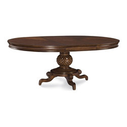ART Furniture - British Heritage Round Dining Table - ART-168225-1930 - British Collection Dining Table