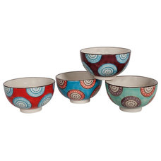 Traditional Dining Bowls by COULEUR NATURE