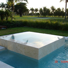 Contemporary  by Travertine Mart