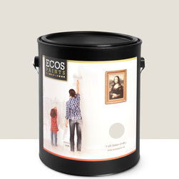 Imperial Paints - Eggshell Wall Paint, Gallon Can, Fresh Beige - Overview: