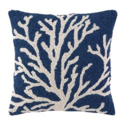 Reef Hook Pillow - Clayton Gray Home -