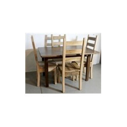 solid oak dining chairs - Made by http://www.ecustomfinishes.com
