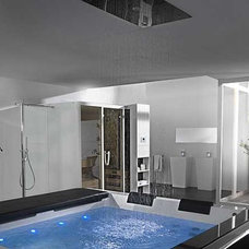 Modern Hot Tub And Pool Supplies by Porcelanosa USA