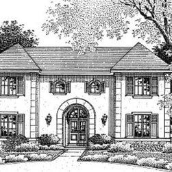 House Plan 14-208 -