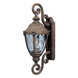 Maxim Lighting - Maxim Lighting 40287WGET Morrow Bay VX 1-Light Outdoor Wall Lantern - Features