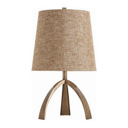 Arteriors Home - Arteriors Home Curran Vintage Brass Tri-Leg Lamp - Arteriors Home 42484-802 - Arteriors Home 42484-802 - Arteriors Home strives to offer unique accessories, furniture and lighting with timeless appeal and a nod to latest trends. Everything starts with the product and it must be unique.