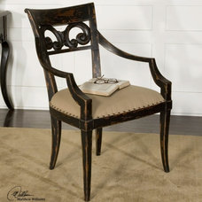 Traditional Armchairs And Accent Chairs by The Southern Home