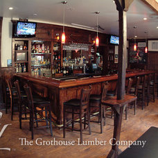 Bar Stools And Counter Stools by The Grothouse Lumber Company