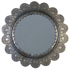 Eclectic Mirrors by Indeed Decor