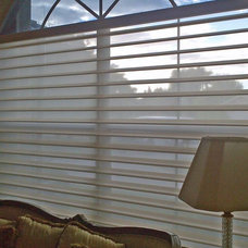 Traditional Window Treatments by A Shade Above Window Fashions