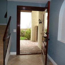 Front Doors by Custom Mouldings Sash &Doors, Inc
