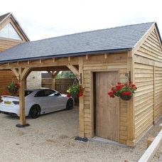 Traditional Sheds by The Benfield ATT Group