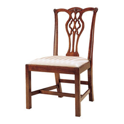 Stickley Chippendale Side Chair 4577-S -