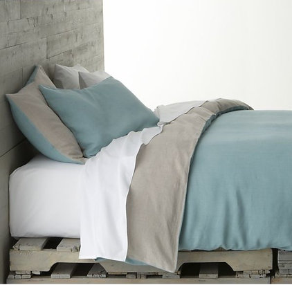 Contemporary Bedding by Crate&Barrel
