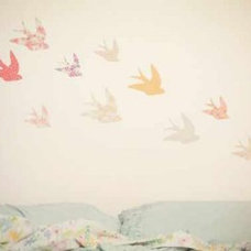 Wall Decals Swallows - Swallows - fawn&forest