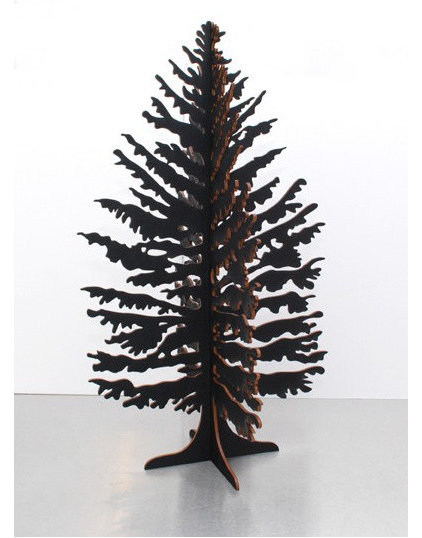 Contemporary Christmas Trees by ferm LIVING
