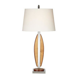 Pacific Coast Lighting - Surfboard Table Lamp - Surfboard Table Lamp