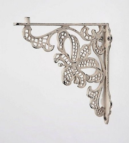 eclectic brackets by Anthropologie