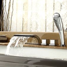 Modern Bathtubs by faucetsuperdeal