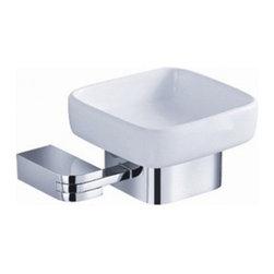 Fresca - Fresca FAC1308 Solido Soap Dish - Fresca FAC1308 Solido Soap Dish