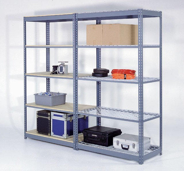 Metal Shelving For Garage Storage Shelves Unit Systems