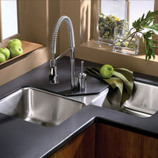 contemporary kitchen sinks by Elkay Sinks and Faucets