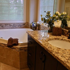 Traditional Bathroom by Eric B Home Improvement