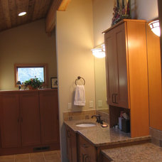 Traditional Bathroom Countertops by Infinity Countertops, Inc.