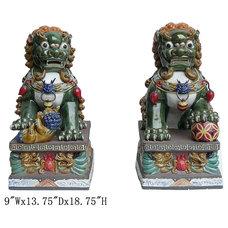 Asian Sculptures by Golden Lotus Antiques