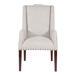Vanguard Furniture - Vanguard Furniture Everhart Arm Chair W775A - Vanguard Furniture Everhart Arm Chair W775A