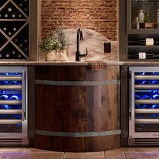 Residential wine storage and beverage centers   True Refrigeration