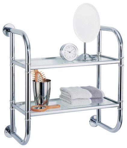 Contemporary Bathroom Storage by Overstock.com