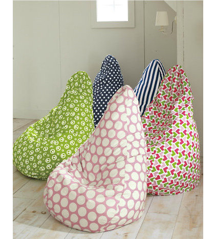 Contemporary Kids Chairs by Garnet Hill