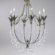 Contemporary Chandeliers by The Classy Cottage