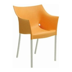 Kartell - Kartell   Dr. NO Chair, Set of 2 - Design by Philippe Starck, 1996.