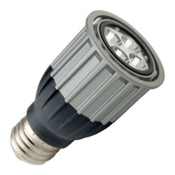 Osram Sylvania - Sylvania 78895 - 10W PAR16 LED - Medium Base - Flood - Dimmable - The Sylvania 78895, LED10PAR16/DIM/830/FL35 is a 10 watt, PAR16 dimmable LED with  an E26 medium screw base. Use this bulb to replace standard 50 watt PAR16 halogen. Fully dimmable, light levels can be changed as desired. For optimum dimming performance see the compatible dimmers below.