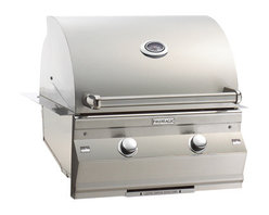 Fire Magic - Choice C430i1L1P Built In LP Grill Only with Left Side Infrared Burner - C430 Built In Grill Only w/Factory Installed Left Side Infrared Burner
