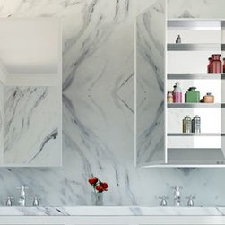 Medicine Cabinet Options from Electric Mirror - Simplicity Mirrored Cabinet - Electric Mirror - Valley Light Gallery