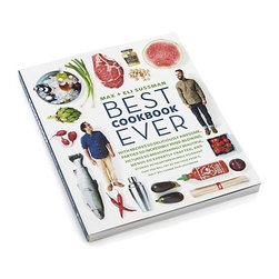 """Best Cookbook Ever - Cooks at all levels will embrace this lively lifestyle resource from irreverent authors Max and Eli Sussman, who have created easy, flavorful recipes for entertaining, from snacks to full menus. Lush photography illustrates the dishes, organized by real-life occasions, from a hangover cure to a wild pool party. Menus and recollections from the authors add humor and a personal touch. With chapter headings such as """"Daddy Needs a Snack,"""" """"Tasty Choices Before Tasteless Decisions,"""" and """"Just Because You Don't Have Friends Doesn't Mean You Can't Make Dinner,"""" you're in for a riot of a good time in the kitchen and out—and don't forget those """"No Regrets"""" desserts."""