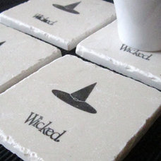 Eclectic Coasters by Etsy