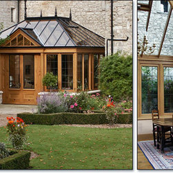 Custom Conservatory Roof -