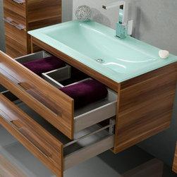 VITUN Bathroom Vanity only -
