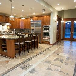 Custom Kitchens -