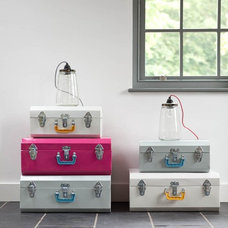 traditional storage and organization by Rose & Grey