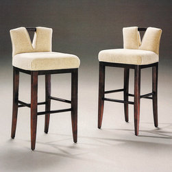 Thayer Coggin - Veronica Bar Stools from Thayer Coggin - Thayer Coggin Inc.