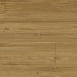 Stikwood - Caramelized Bamboo Wall Covering, Box 20 sqft - Bamboo is a smart and sustainable material since it grows so quickly and actually absorbs carbon dioxide. These panels would make beautiful flooring and you could easily install them yourself. Just peel and stick and you've got a chic look.