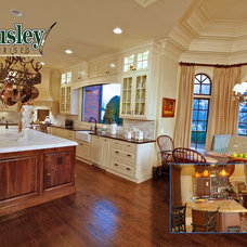 Traditional Dining Room by Housley Enterprises