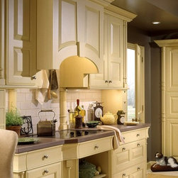KITCHEN HOODS - Wood-Mode Cabinetry - Heart of the Home Kitchens