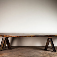 Rustic Dining Tables by Skylar Morgan Furniture + Design